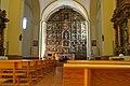 Villarrín de Campos, Iglesia de la Asunción de Nuestra Sra. Interior, 01.jpg