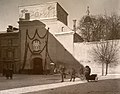 Vilnia, Bazylanskaja, Vostraja Brama. Вільня, Базылянская, Вострая Брама (J. Bułhak, 1932).jpg