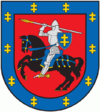 Coat of arms of Viļņas apriņķis