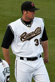 Vin Mazzaro American baseball pitcher