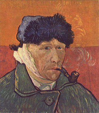 Health of Vincent van Gogh - Image: Vincent Willem van Gogh 106