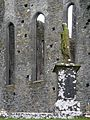 Virgin Mary - Rock of Cashel, Tipperary, Ireland - August 16, 2008.jpg