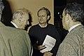 Visite de Mr Curien au SIA 1991-10-cliche Jean Weber.jpg