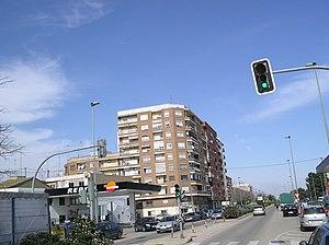 Silla, Valencia - Image: Vista de Silla, Valencia