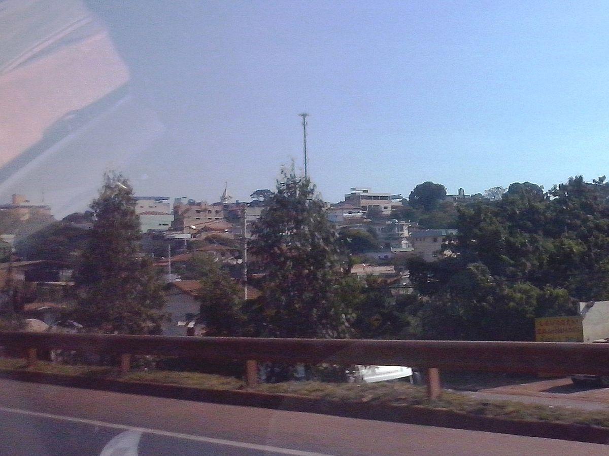 São Joaquim de Bicas Minas Gerais fonte: upload.wikimedia.org