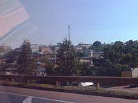 Vista parcial de São Joaquim de Bicas MG a partir da BR-381.JPG