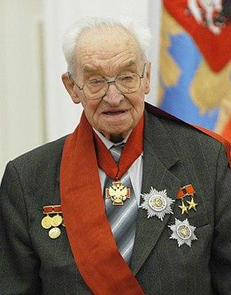 Vladimir Kotelnikov - Vladimir Kotelnikov in October 2003