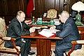 Vladimir Putin and Georgy Shpak, January 2006.jpg