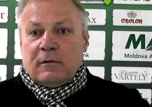 Volodymyr Vusatyi - Image: Vladimir Vusatîi (nov 2014)