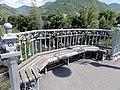 Vorhängeschlösser am Brückengeländer (Talfer).jpg