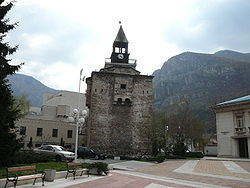 The Medieval Tower in Vratsa