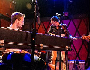 Vulfpeck - Vulfpeck performing in New York City in 2013
