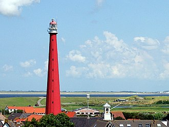 Den Helder - Lange Jaap lighthouse