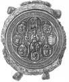 Władysław Warneńczyk seal 1438.PNG