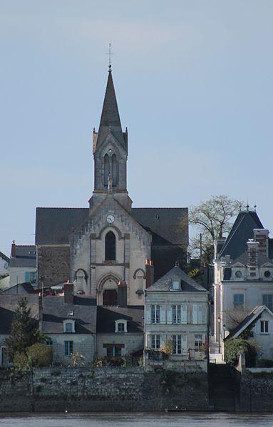 Église, Fr-49-Le Fresne-sur-Loire.