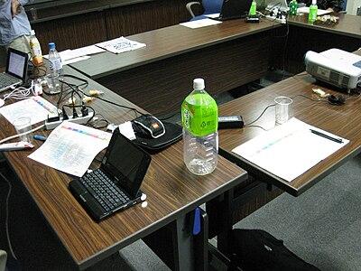 11月8日のオフラインミーティングの様子