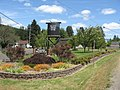 WEST ENTRANCE TO MILL CITY, OREGON - panoramio.jpg