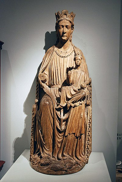 File:WLA metmuseum Enthroned Virgin and Child North French.jpg
