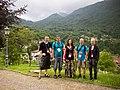 WMEE at Wikimania 2016 Esino Lario by Vahur Puik.jpg