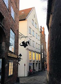 Kolk in Lübeck