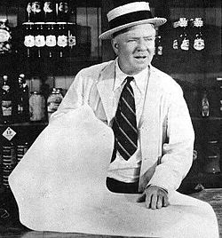 W. C. Fields would also rather be in Philadelphia