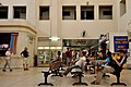 Waiting area, Tanjong Pagar Railway Station, Singapore - 20100619.jpg