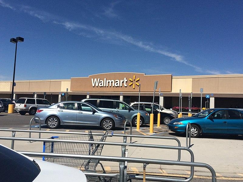 Onde tem Walmart em Atlanta