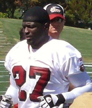 Walt Harris (cornerback) - Walt Harris during 49ers training camp in 2007.