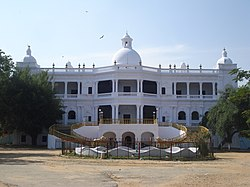 Palace of the Raja of Wanaparthy