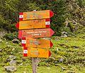 Wandeltocht rond Lago di Pian Palù (1800 m). in het Nationaal park Stelvio (Italië). Oriëntatiepunt.jpg