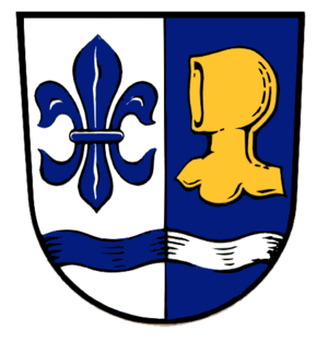 Baar-Ebenhausen - Image: Wappen Baar Ebenhausen