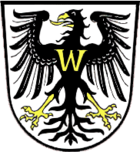 Wappen del Stadt Bad Windsheim