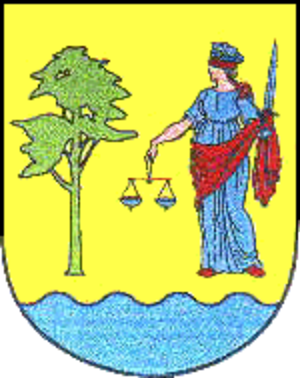 Guttau - Image: Wappen Guttau