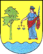 Coat of arms of Guttau