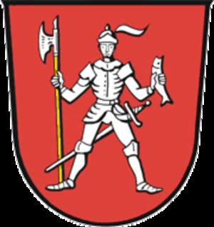 Roding, Germany - Image: Wappen Roding