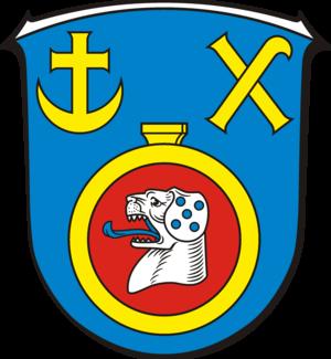 Weiterstadt - Image: Wappen Weiterstadt