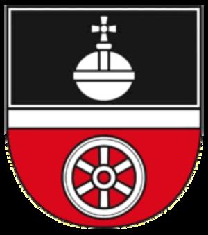 Nackenheim - Image: Wappen von Nackenheim