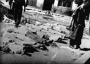 Jerzy Tomaszewski (photographer) - Image: Warsaw Uprising by Tomaszewski Jasna 1
