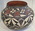 Water jar (ollo), before 1927, Acoma Pueblo, Honolulu Museum of Art, 1351.JPG