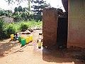 Water tap in Luzira, Kampala (4331538191).jpg