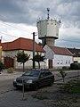 Water tower, Bástya Street, 2020 Pápa.jpg