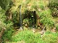 Waterfall in the Natural Park of Mallorca - panoramio.jpg