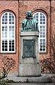 Wedel, das Johann-Rist-Denkmal.JPG