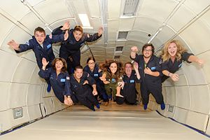 Zero Gravity Corporation - © Al Powers, PowersImagery.com