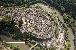 Weilburg - Aerial view 2007