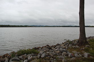 Weiss Lake - Weiss Lake in 2015