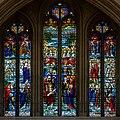 Wells Cathedral, North Transept window (33996980762).jpg