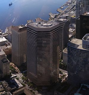 Wells Fargo Center (Seattle) - Image: Wells Fargo Center (Seattle)