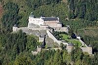 Werfen - Burg Hohenwerfen (1).JPG
