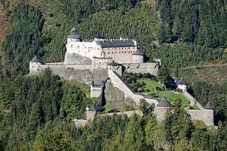 Castle in Austria